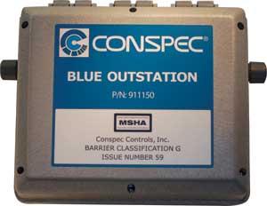 Conspec Expands Blue Outstation Line