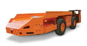 Suspension Shuttle Cars Offer Increased Productivity