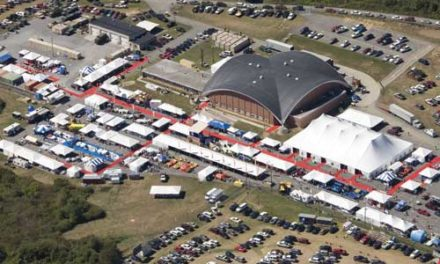 A Look Inside This Year's Bluefield Coal Show