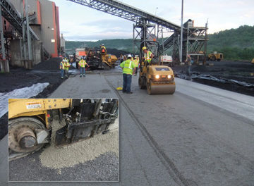 New Approaches to Coal Haulage Roads and Travel Ways