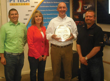Joy Global Recognizes PT Tech