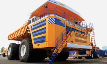 BelAZ Builds the World's Largest Haul Truck