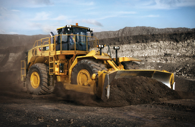 Wheel Dozer Features New Cab, Refined Transmission, Advanced Monitoring System and Safety Enhancements