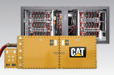 Longwall VFD Steps Up AFC Speed and Torque Control