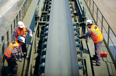 Conveyor Inspection Program