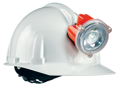 NLT's Genesis cap lamp recently received IS certification from MSHA for use in U.S. coal mines.