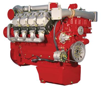 Deutz TCD 16 V8. (Photo courtesy of Deutz)