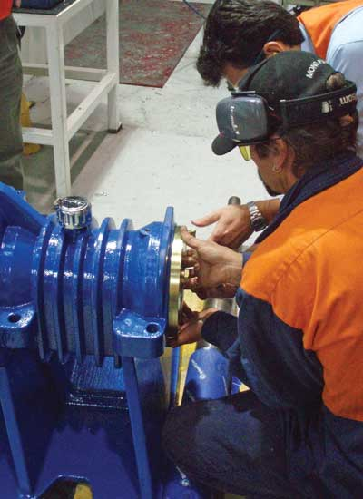 Recent pump designs have helped to make maintenance easier and more cost-effective.