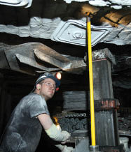 Reducing noise-induced hearing loss in roof bolting remains a major issue in mining, according to Kennametal.