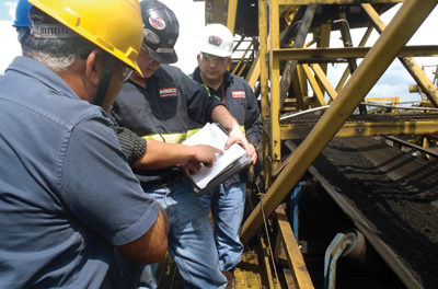 Conveyor Surveys Identify Areas in Need of Improvement