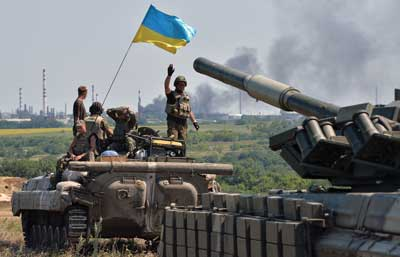 Ukraine Coal Industry Captured by the Ongoing Armed Conflict