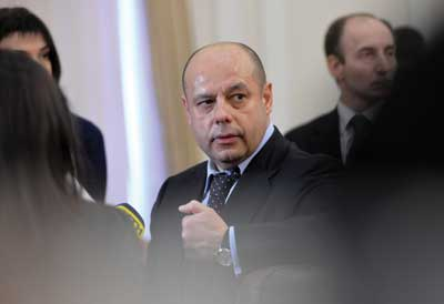Ukraine's Energy Minister Yuri Prodan said Ukraine may ban coal exports.