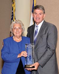 Several Take Home Awards at 2014 Miners' Celebration