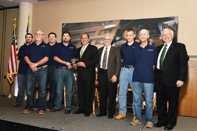 The-Because-of-You-Safety-Professional-Award-was-bestowed-to-the-Pinnacle-Blue-mine-rescue-team