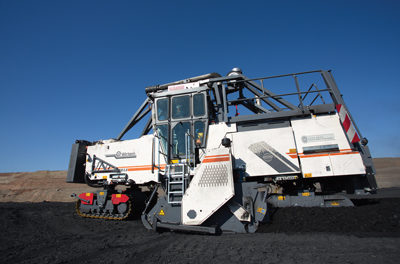 Introducing a New Surface Miner, Wirtgen Promises More Coal for the Customer