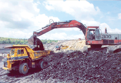 Truck-shovel mining is prominent in India, with mainly hydraulic excavators and 100- to 190-ton class haul trucks.