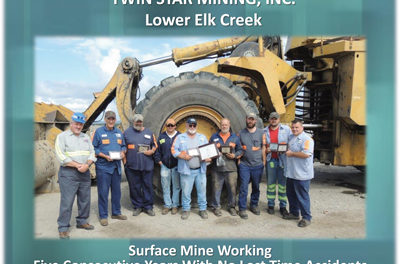 Virginia Honors Mines for Safety Efforts