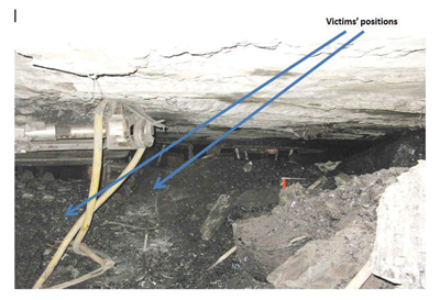 MSHA released its final observations and conclusions in October from a May 2014 double fatality at Patriot Coal's Brody No. 1 mine in West Virginia.