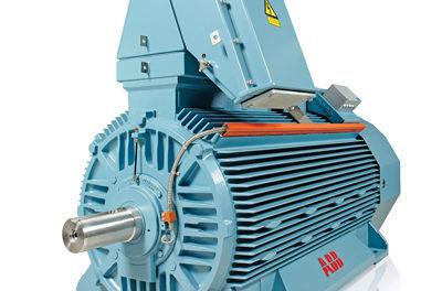Rib-cooled Motors