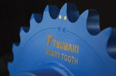 Smart Sprockets Use Wear Indicator Technology