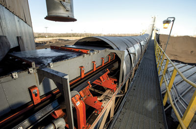 Conveyors Carry the Load