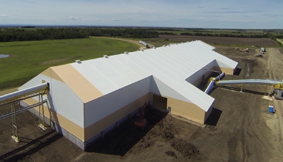 Legacy Building Solutions Fabric Building
