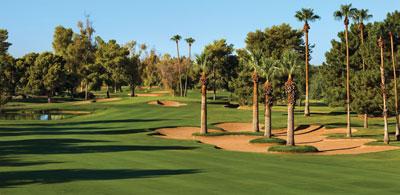 Wigwam Resort in Phoenix, Arizona.
