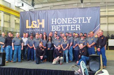 L&H Expands Tempe Facility