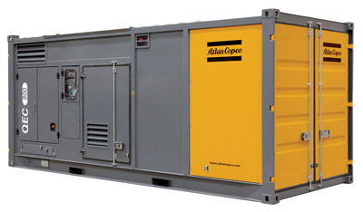 Containerized Generator
