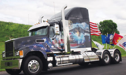 Mack Employees Honor Fallen Military Heroes