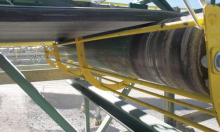 Conveyor Idler Cage