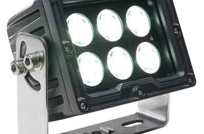 Low-voltage Floodlights for Mobile Equipment