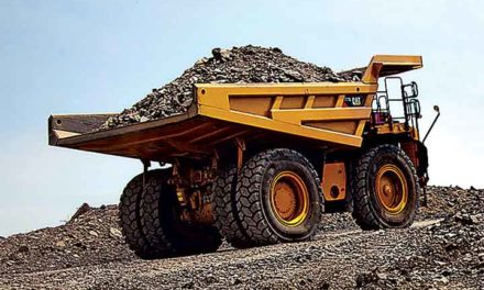 Cat Restructures Mining Business