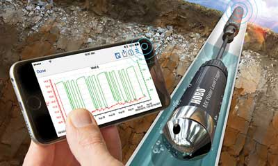 Device Simplifies Water Level Measurements