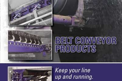 Belt Conveyor Product Guide