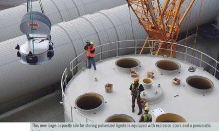 Thorwesten Installs Lignite Silo