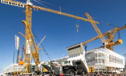 Munich Prepares for bauma 2016