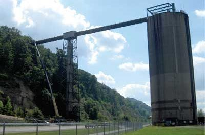 An Innovation Solution to Aging Infrastructure: The Tunnel Ridge Clean Coal Conveyor Upgrade