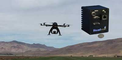 Ultra-compact Data System for UAV Applications