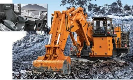 Hitachi Launches Electric Drive Excavators