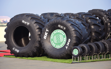 BKT Aims to Change the Game in Giant OTR Tire Market