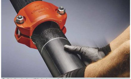 HDPE Pipe Joining System Eliminates the Fusion Hassles