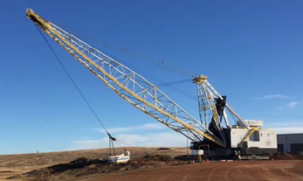 North American Coal Opens Coyote Creek