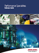 Ashland Issues Updated Reference Guide for Specialty Chemicals