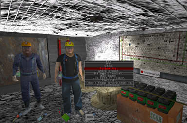 Effective Group Training With Computer-based Virtual Environments