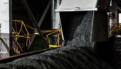 DTEK has six subsidiaries, 28 mines and 12 prep plants. (Photo courtesy of DTEK, 2014)