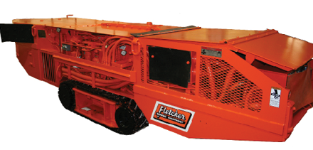 Fletcher Offers Dry Scrubber to Improve Operator Environment
