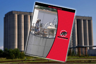 Mole-Master's new brochure highlights the importance of silo inspection.
