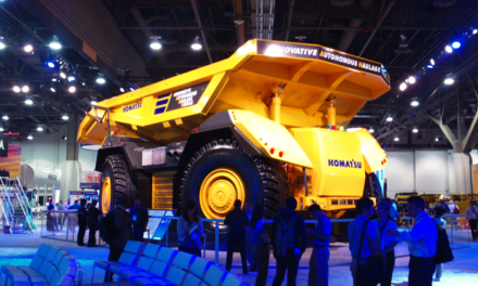 MINExpo 2016: Autonomous Hauler Steals the Show