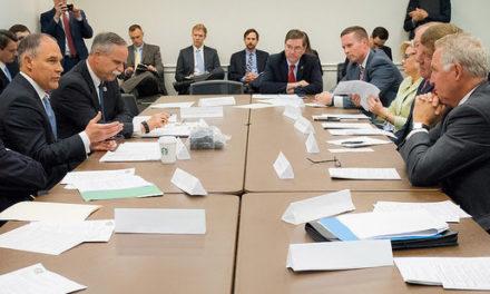 EPA Administrator Met With Congressional Coal Caucus